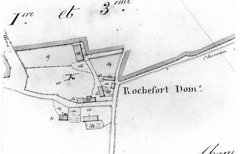 1 - Domaine de Rochefort