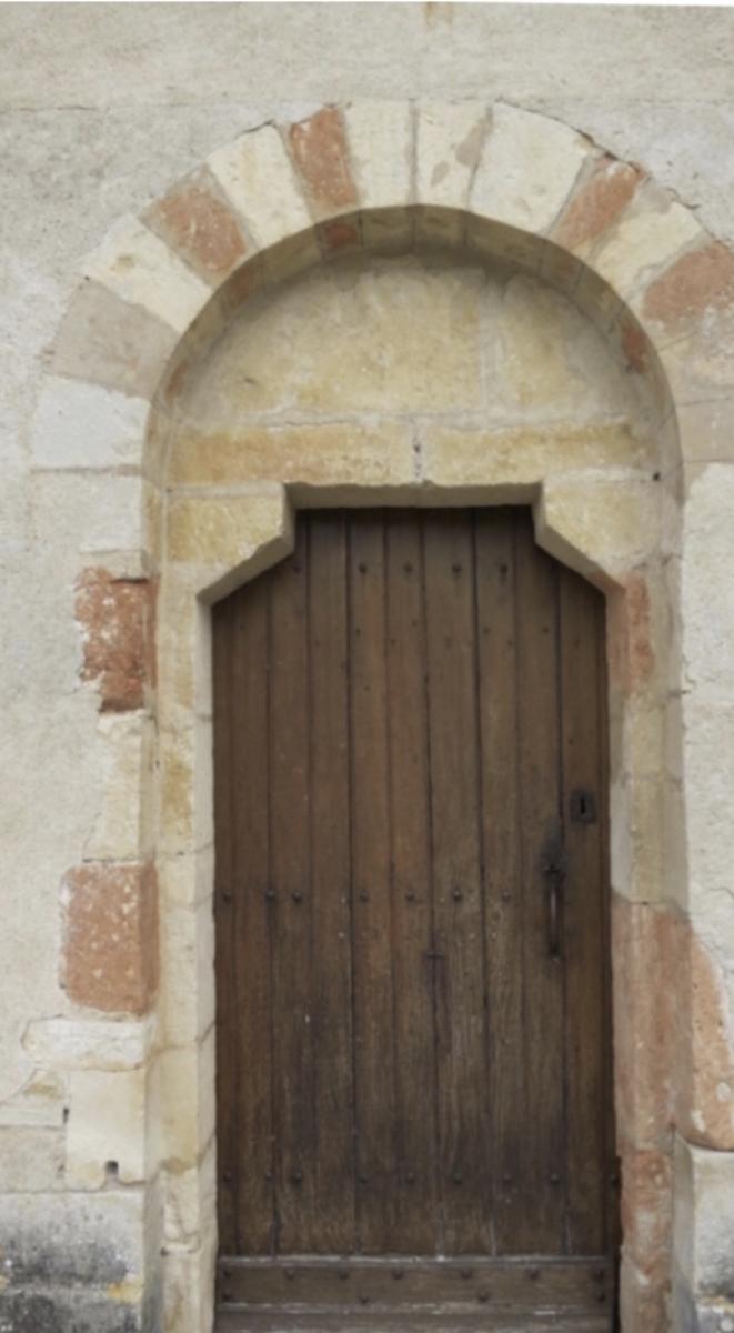 6 - La porte latérale